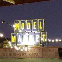 Model Market i Lewisham - Londons bedste street food!