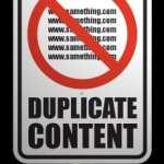 Cara Mengetahui Duplicate Content