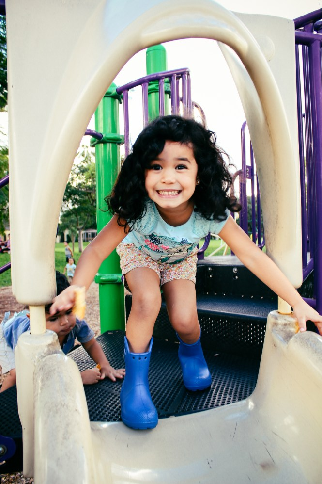 a few tips on taking kids to the park