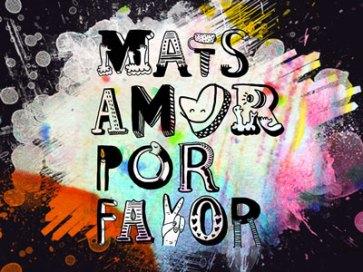 Mais Amor Por Favor (2014)