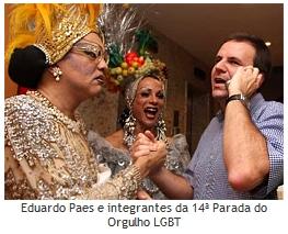 Prefeitura do Rio vai distribuir gel lubrificante para gays em Copacabana