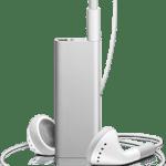 Tiny iPod Shuffle