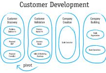 customer development survey startup business