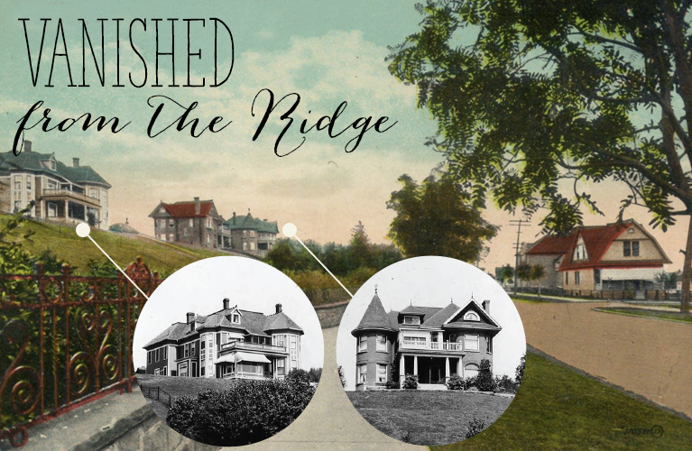 Ever wonder what happened to some of the stately homes on North Court Street? | Alex Inspired