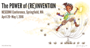 NESCBWI 2016 artwork by Julianne Young