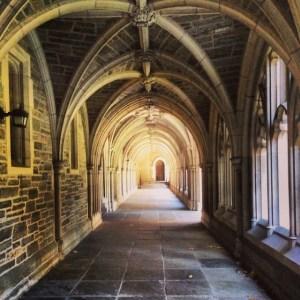 Corridor at Princeton