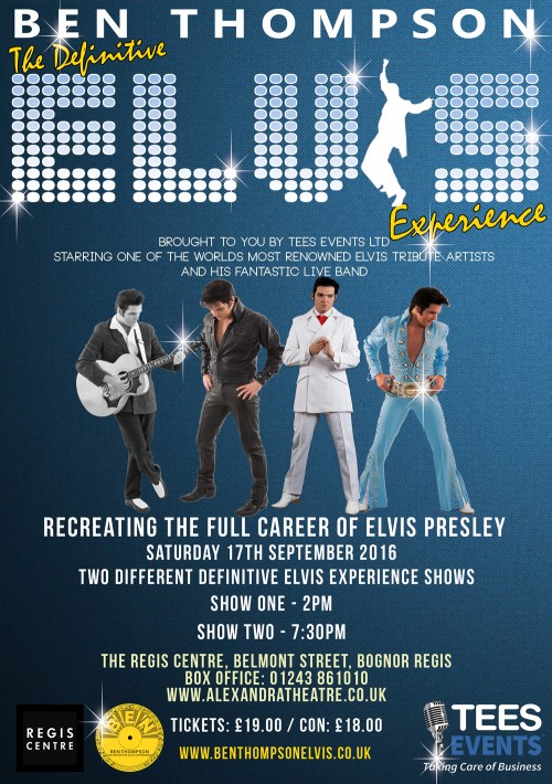 Definitive Elvis Experience