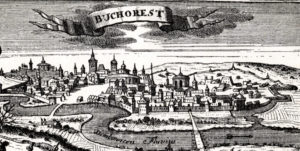 early-18th-century-wood-cutout-of-bucharest-romania