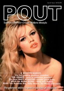 Bardot - Pout cover2