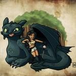 Fan-Art - Dragonrider