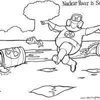 Nuclear Power is So Bracing!