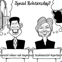 Special Relationship?