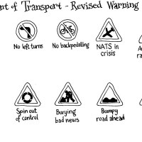Revised Warning Signs