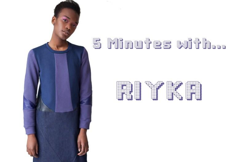 Riyka AW12 2