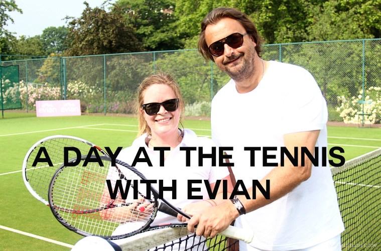Evian Tennis