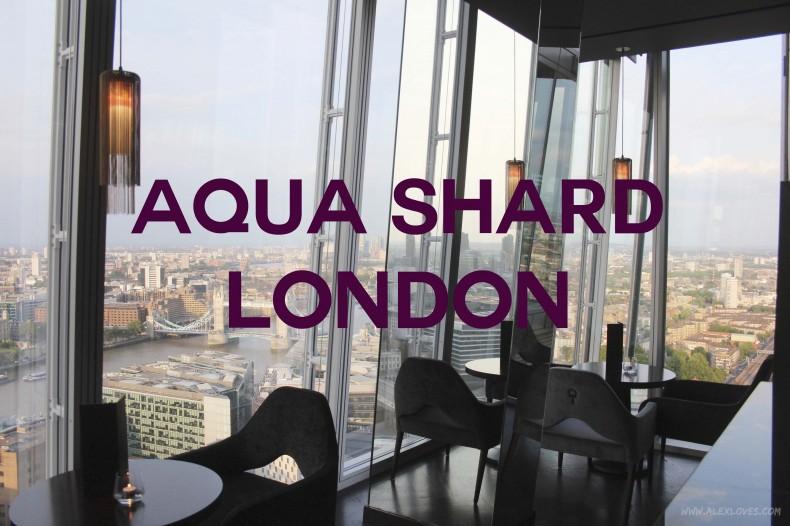 Aqua Shard London