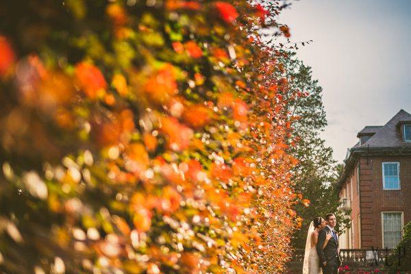 Wedding Photo at Elm Bank