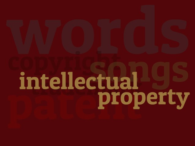 Intellectual Property by Alex Sablan