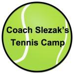 Coach Slezak's Camp Logo