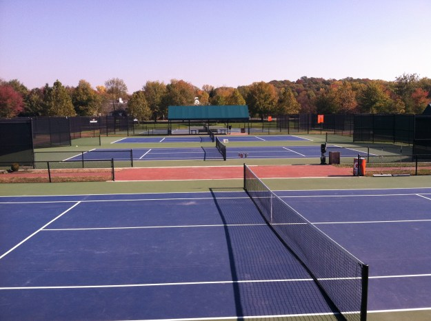 JTCC's Outdoor Courts