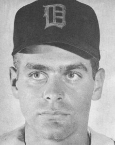 """Charlie Lau"" by From collection of User:JGHowes for Wikipedia - Detroit Tigers Official Profile, Photo and Data Book. Published by the Detroit Tigers without any copyright notice in 1957.. Via Wikipedia - http://en.wikipedia.org/wiki/File:Charlie_Lau.jpg#mediaviewer/File:Charlie_Lau.jpg"