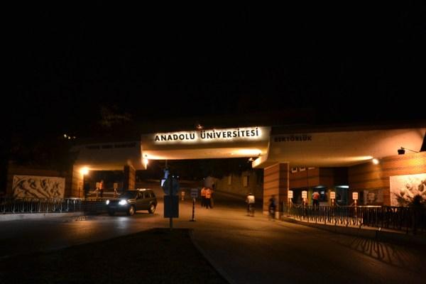 Anadolu University Entrance