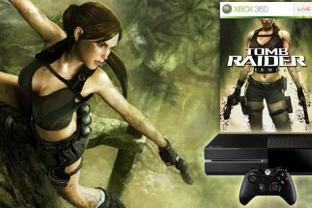 tomb raider underworld xbox one compatible
