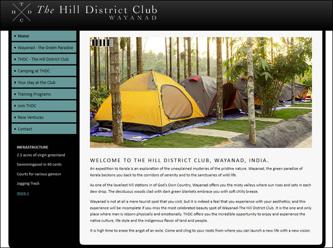 Hill District Club