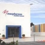 Macphersons facade