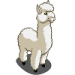 Alpaca Mystery Box Reward Se vende por: 125 Tamaño: 1x2 XP: 250
