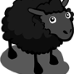 Black Sheep Se vende por: 35 Tamaño: 1x1