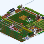 Farmville Merche - Nivel 34