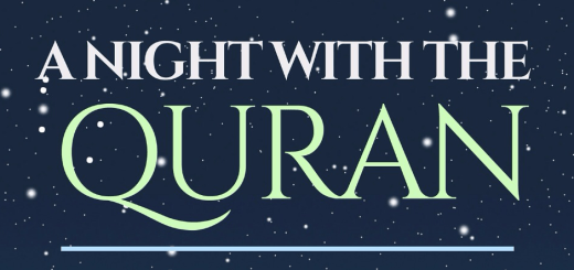 night with quran