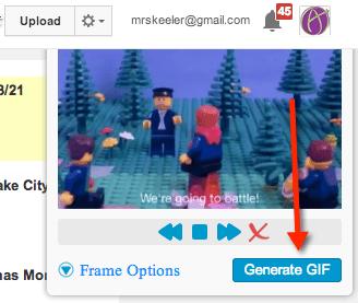 Generate GIF