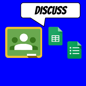 Google Classroom Discussion