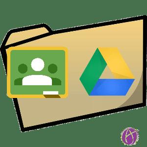 Grading Google Classroom Folder