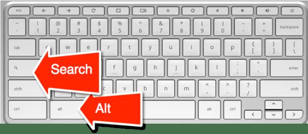 Search Alt