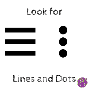 Dots and Lines