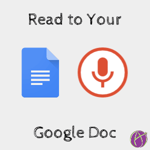 read to your google doc