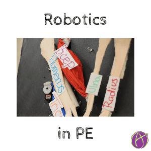 robotics pe