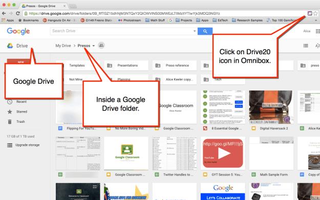 Drive20 Google Drive