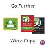 Google classroom book win a copy