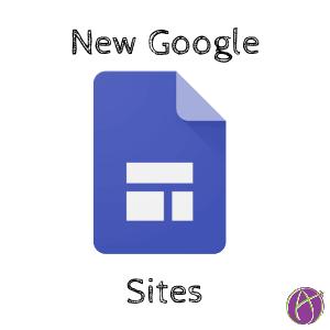 new google sites