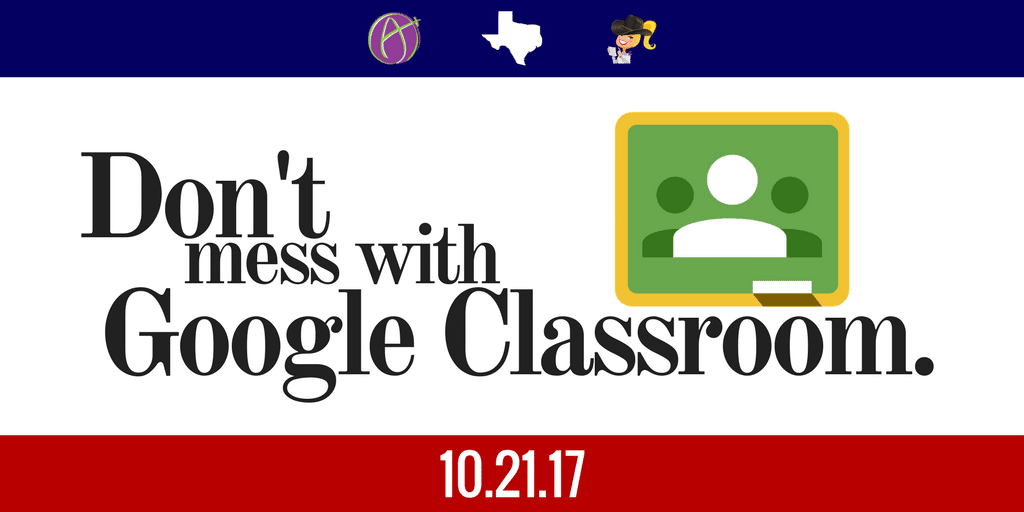 Early Bird Registration Ends Aug 31 for Google Classroom in Texas