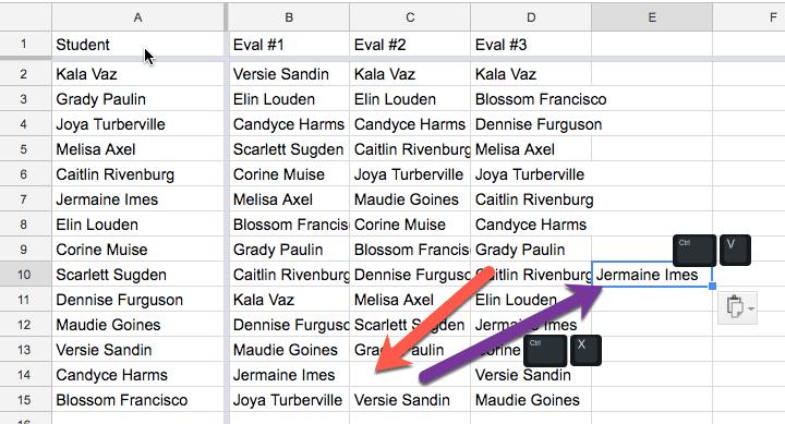 Swap Names