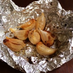 Roasted Garlic Cloves