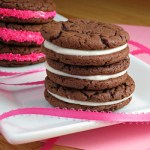 Easy Chocolate Sandwich Cookies