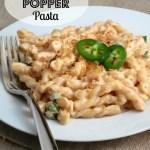 jalapeno popper pasta