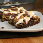 S'mores Brownies #SundaySupper