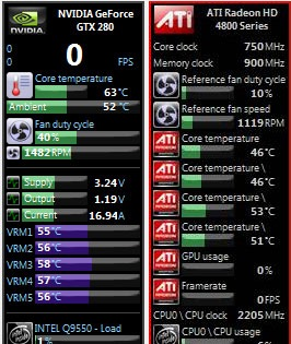 GPU Monitor Vista Sidebar Gadget Now Available - AlienBabelTech